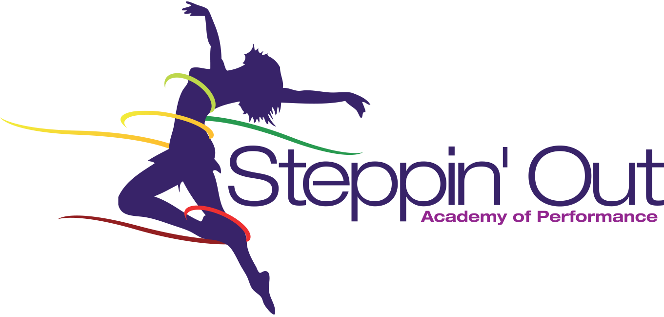 Steppin Out Academy of Dance classes logo