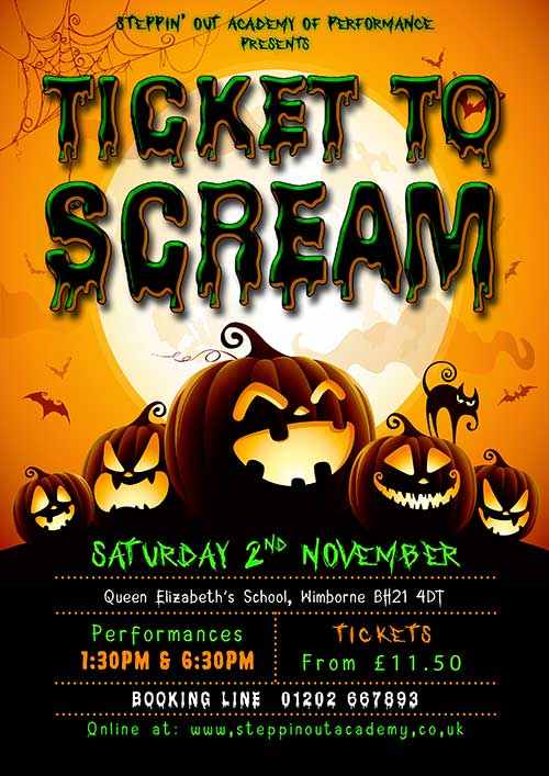 Buy tickets for TICKET TO SCREAM